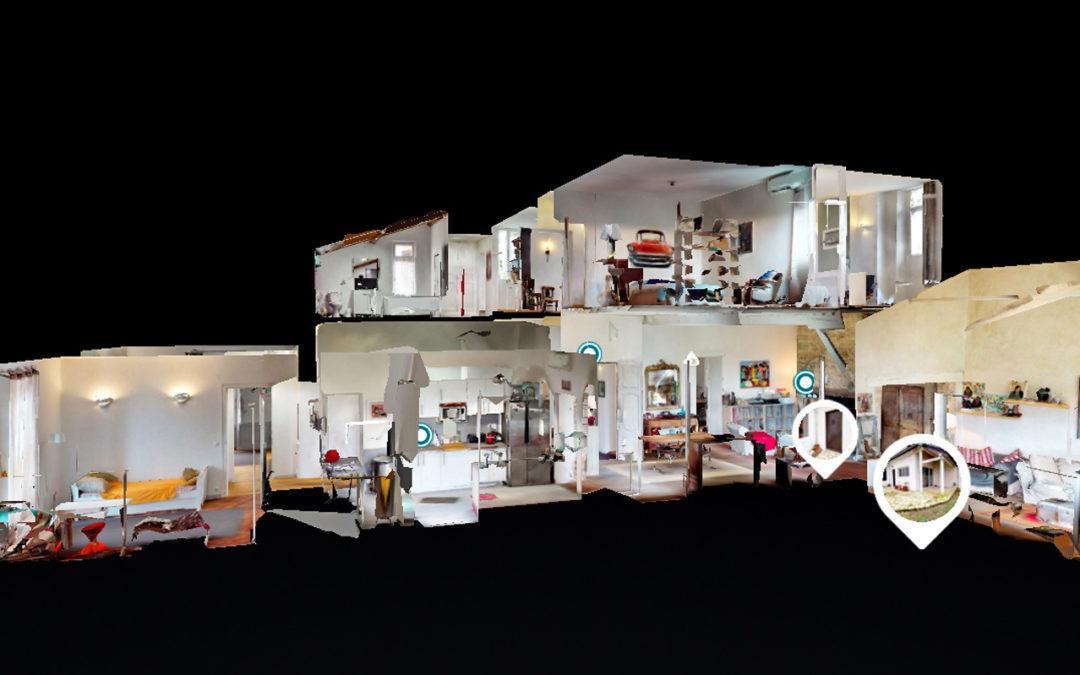 One Pixel exporte la tech 3D Matterport vers AutoDesk BIM 360