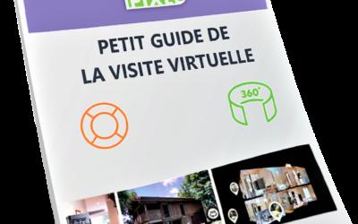 Tout ce que vous devez savoir sur votre prochaine Visite Virtuelle ! Notre guide en téléchargement gratuit vous éclairera sur les possibilités de cet outil marketing devenu incontournable.